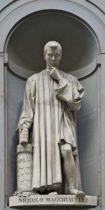 Nicolas Machiavel- René HYS
