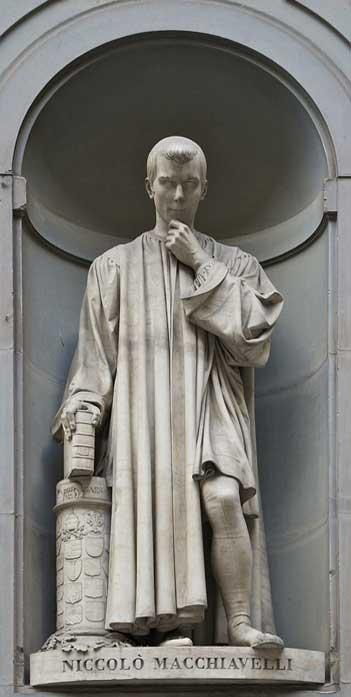 Nicolas Machiavel - René HYS