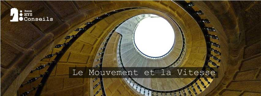 Le Mouvement et la Vitesse - René HYS