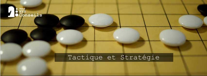 Tactique et Stratégie - René HYS