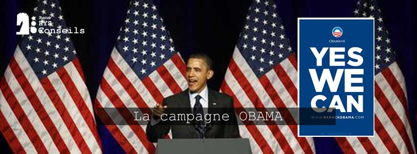La campagne OBAMA - - Analyse, enseignements